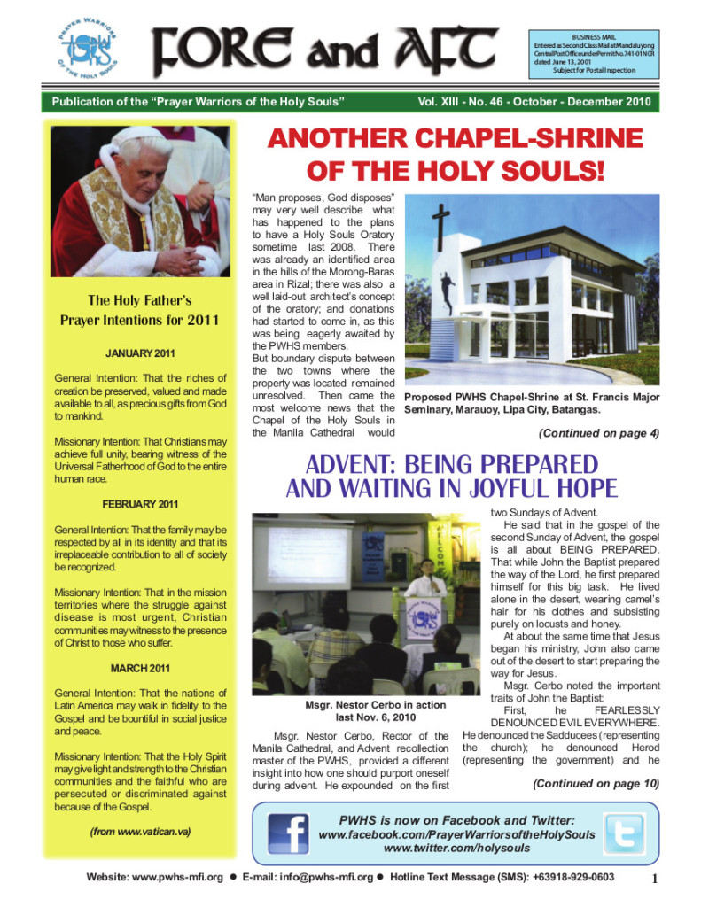 46-4th Quarter Issue 2010