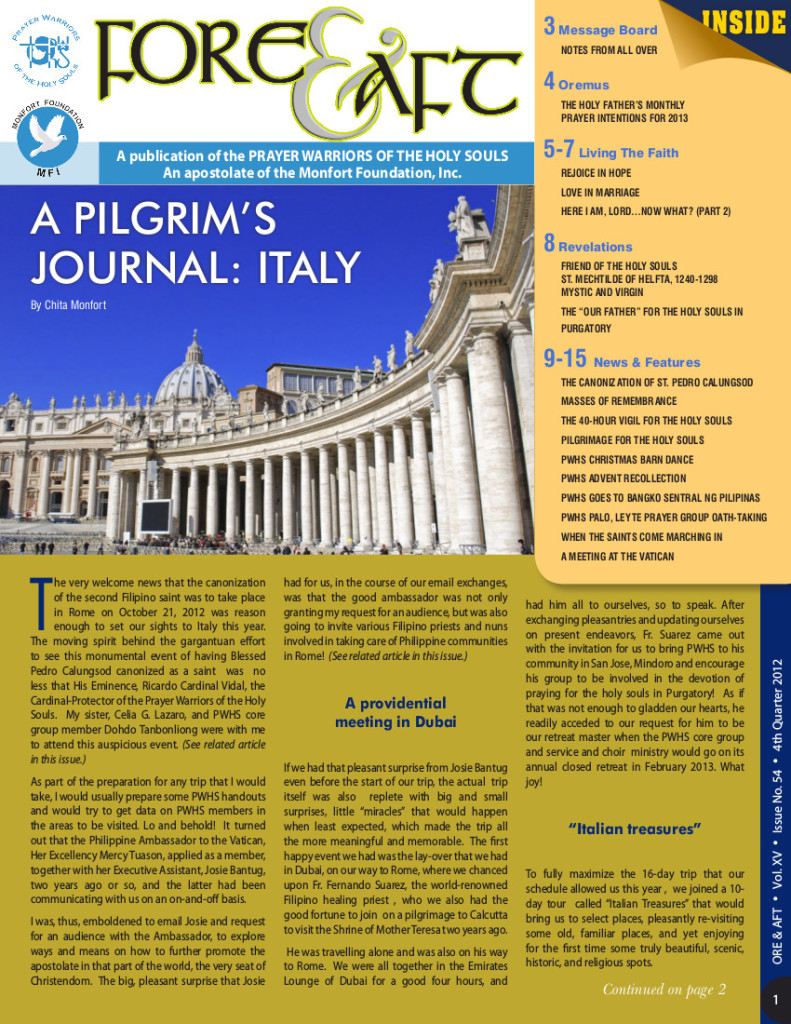 54-4th Quarter Issue 2012