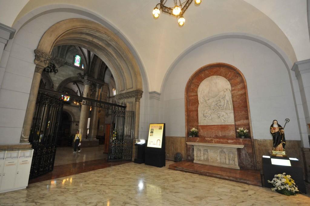 Chapel-Shrine of the Holy Souls